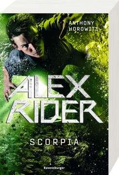 58526 Abenteuerbücher Alex Rider, Band 5: Scorpia von Ravensburger 2