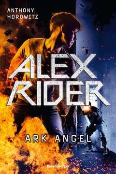 58527 Abenteuerbücher Alex Rider, Band 6: Ark Angel von Ravensburger 1