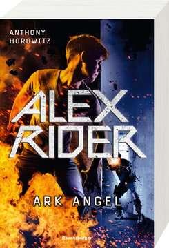 58527 Abenteuerbücher Alex Rider, Band 6: Ark Angel von Ravensburger 2