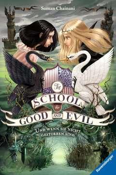 58529 Fantasy und Science-Fiction The School for Good and Evil, Band 3: Und wenn sie nicht gestorben sind von Ravensburger 1