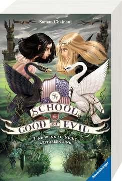 58529 Fantasy und Science-Fiction The School for Good and Evil, Band 3: Und wenn sie nicht gestorben sind von Ravensburger 2