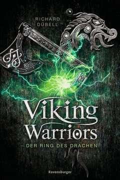 58530 Fantasy und Science-Fiction Viking Warriors, Band 2: Der Ring des Drachen von Ravensburger 1