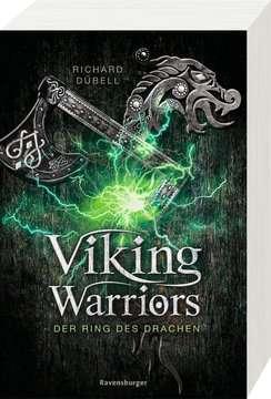 58530 Fantasy und Science-Fiction Viking Warriors, Band 2: Der Ring des Drachen von Ravensburger 2