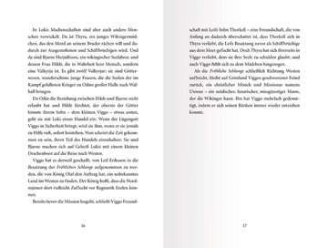 58530 Fantasy und Science-Fiction Viking Warriors, Band 2: Der Ring des Drachen von Ravensburger 5