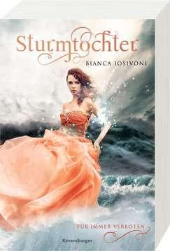 58531 Fantasy und Science-Fiction Sturmtochter, Band 1: Für immer verboten von Ravensburger 2