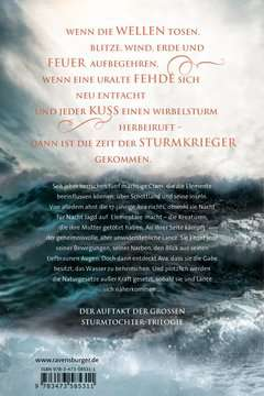 58531 Fantasy und Science-Fiction Sturmtochter, Band 1: Für immer verboten von Ravensburger 3