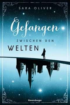 58532 Fantasy und Science-Fiction Die Welten-Trilogie, Band 1: Gefangen zwischen den Welten von Ravensburger 1