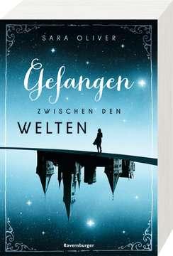 58532 Fantasy und Science-Fiction Die Welten-Trilogie, Band 1: Gefangen zwischen den Welten von Ravensburger 2