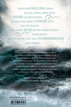58539 Fantasy und Science-Fiction Sturmtochter, Band 2: Für immer verloren von Ravensburger 3