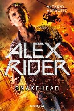 58545 Abenteuerbücher Alex Rider, Band 7: Snakehead von Ravensburger 1