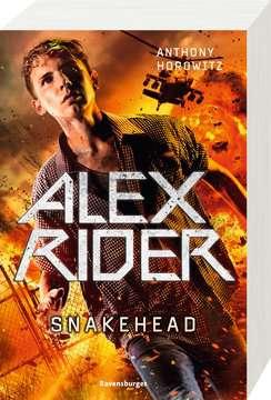 58545 Abenteuerbücher Alex Rider, Band 7: Snakehead von Ravensburger 2