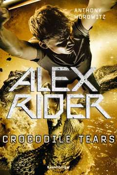 58546 Abenteuerbücher Alex Rider, Band 8: Crocodile Tears von Ravensburger 1