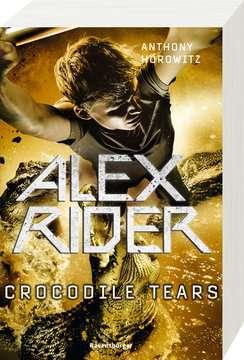 58546 Abenteuerbücher Alex Rider, Band 8: Crocodile Tears von Ravensburger 2