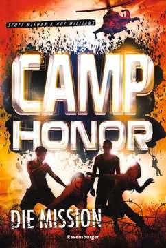 58547 Abenteuerbücher Camp Honor, Band 1: Die Mission von Ravensburger 1