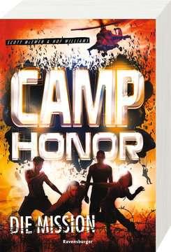 58547 Abenteuerbücher Camp Honor, Band 1: Die Mission von Ravensburger 2