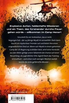 58547 Abenteuerbücher Camp Honor, Band 1: Die Mission von Ravensburger 3