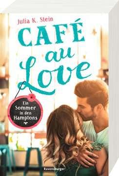 58548 Liebesromane Café au Love. Ein Sommer in den Hamptons von Ravensburger 2