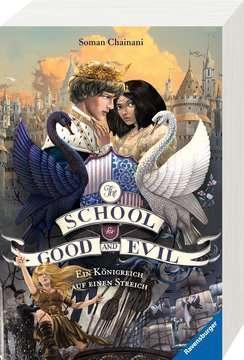 58550 Fantasy und Science-Fiction The School for Good and Evil, Band 4: Ein Königreich auf einen Streich von Ravensburger 2