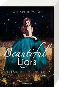 58553 Fantasy und Science-Fiction Beautiful Liars, Band 2: Gefährliche Sehnsucht von Ravensburger 2