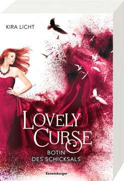 58557 Fantasy und Science-Fiction Lovely Curse, Band 2: Botin des Schicksals von Ravensburger 2