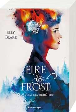 58559 Fantasy und Science-Fiction Fire & Frost, Band 1: Vom Eis berührt von Ravensburger 2