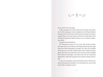 58559 Fantasy und Science-Fiction Fire & Frost, Band 1: Vom Eis berührt von Ravensburger 5
