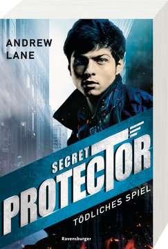 58561 Abenteuerbücher Secret Protector, Band 1: Tödliches Spiel von Ravensburger 2