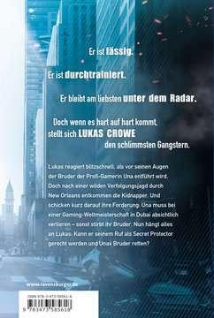 58561 Abenteuerbücher Secret Protector, Band 1: Tödliches Spiel von Ravensburger 3