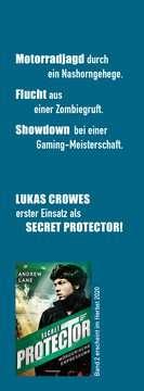 58561 Abenteuerbücher Secret Protector, Band 1: Tödliches Spiel von Ravensburger 6