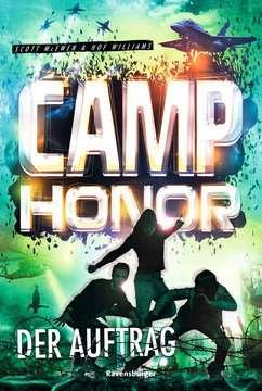 58562 Abenteuerbücher Camp Honor, Band 2: Der Auftrag von Ravensburger 1