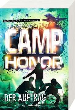 58562 Abenteuerbücher Camp Honor, Band 2: Der Auftrag von Ravensburger 2