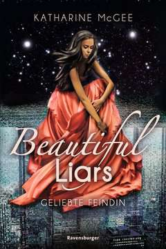58563 Fantasy und Science-Fiction Beautiful Liars, Band 3: Geliebte Feindin von Ravensburger 1