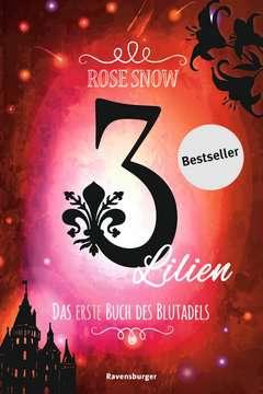 58565 Fantasy und Science-Fiction 3 Lilien, Das erste Buch des Blutadels von Ravensburger 1