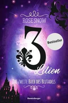 58566 Fantasy und Science-Fiction 3 Lilien, Das zweite Buch des Blutadels von Ravensburger 1