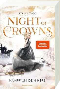58569 Fantasy und Science-Fiction Night of Crowns, Band 2: Kämpf um dein Herz von Ravensburger 2