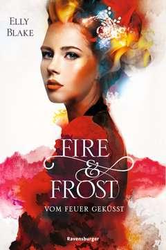 58571 Fantasy und Science-Fiction Fire & Frost, Band 2: Vom Feuer geküsst von Ravensburger 1