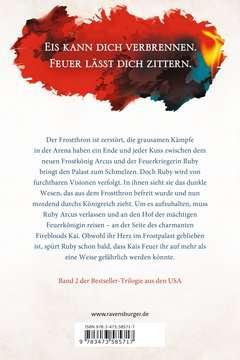 58571 Fantasy und Science-Fiction Fire & Frost, Band 2: Vom Feuer geküsst von Ravensburger 3