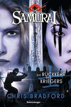 58576 Abenteuerbücher Samurai, Band 9: Die Rückkehr des Kriegers von Ravensburger 1