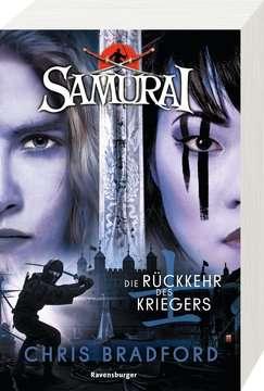 58576 Abenteuerbücher Samurai, Band 9: Die Rückkehr des Kriegers von Ravensburger 2