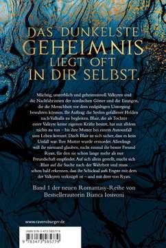 58577 Fantasy und Science-Fiction The Last Goddess, Band 1: A Fate Darker Than Love von Ravensburger 3