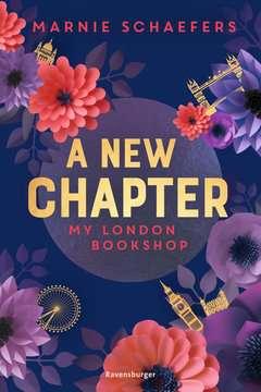 58578 Liebesromane A New Chapter. My London Bookshop - My-London-Series, Band 1 von Ravensburger 1