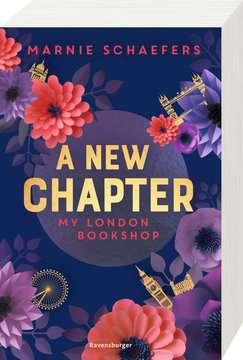 58578 Liebesromane A New Chapter. My London Bookshop - My-London-Series, Band 1 von Ravensburger 2