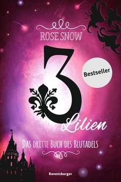 58580 Fantasy und Science-Fiction 3 Lilien, Das dritte Buch des Blutadels von Ravensburger 1