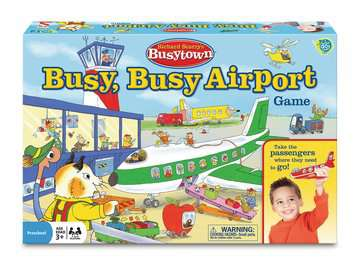 Richard Scarry's Busytown™ Busy, Busy Airport Game Games;Children's Games - image 1 - Ravensburger