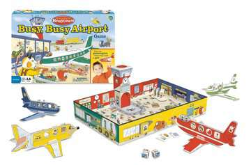 Richard Scarry's Busytown™ Busy, Busy Airport Game Games;Children's Games - image 2 - Ravensburger
