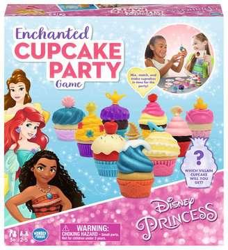 Disney Princess Enchanted Cupcake Party™ Game Games;Children's Games - image 1 - Ravensburger