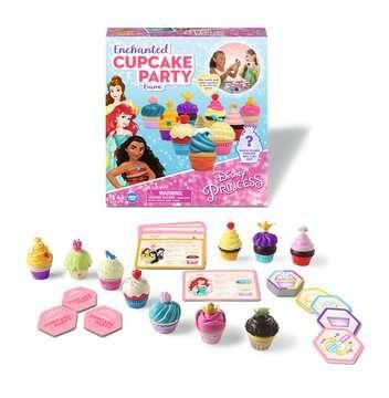 Disney Princess Enchanted Cupcake Party™ Game Games;Children's Games - image 2 - Ravensburger