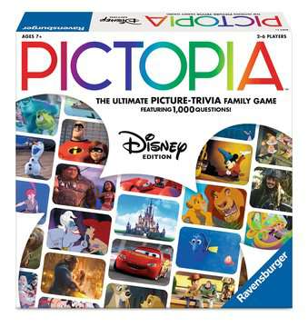Pictopia™: Disney Edition Games;Family Games - image 1 - Ravensburger