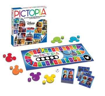 Pictopia™: Disney Edition Games;Family Games - image 2 - Ravensburger