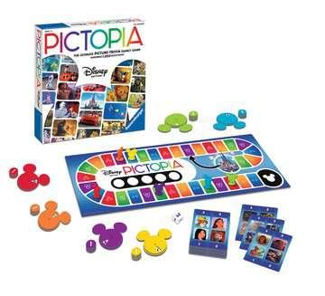 Pictopia™: Disney Edition Games;Family Games - image 2 - Ravensburger